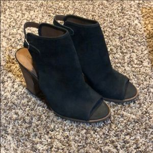 Lucky Brand Lisza Block Heels